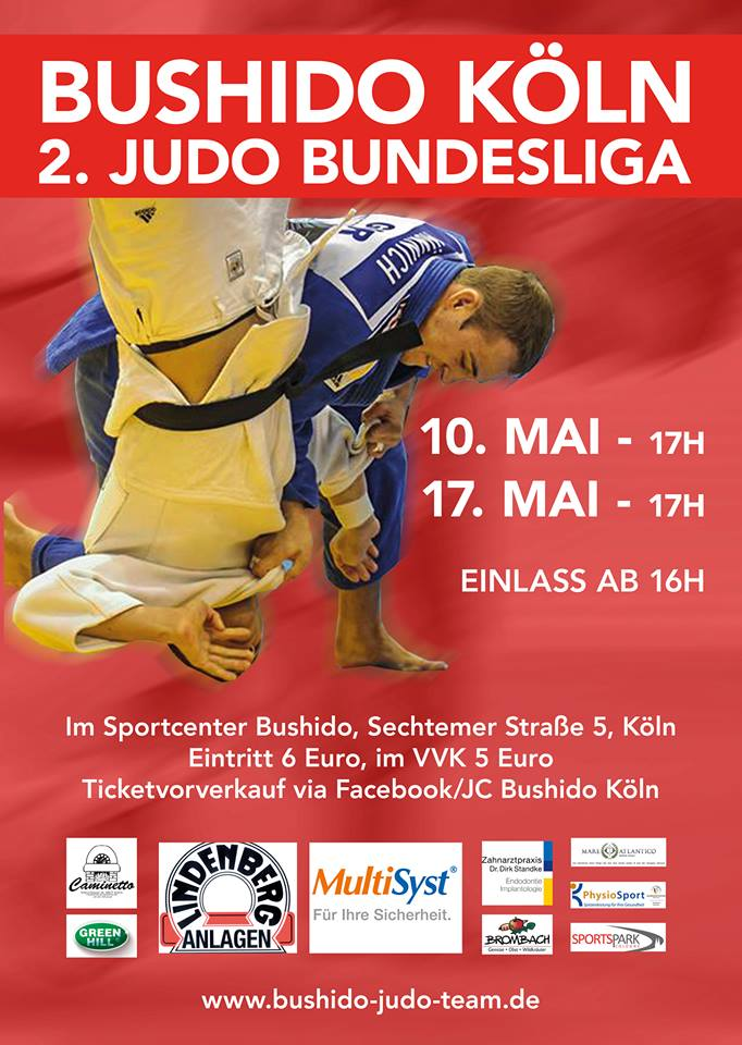 Poster Heimkämpfe 2014