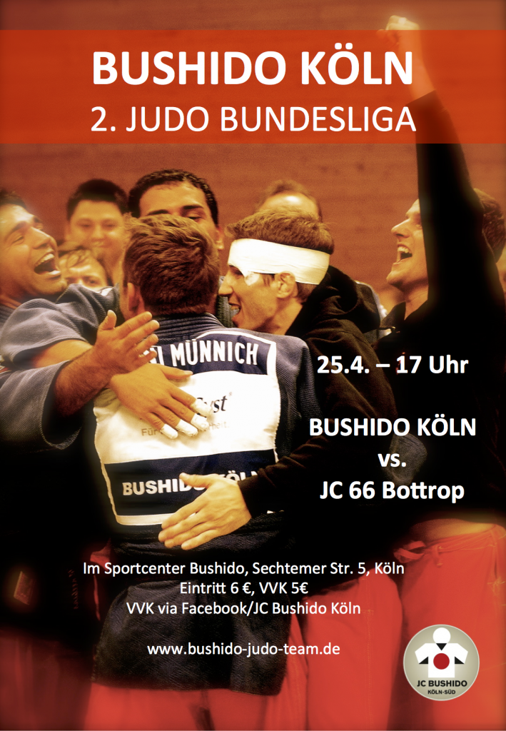 bushido vs jc 6 bottrop 2015